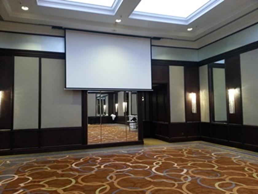 Video presentation and conference system for Hyatt Regency in Belgrade