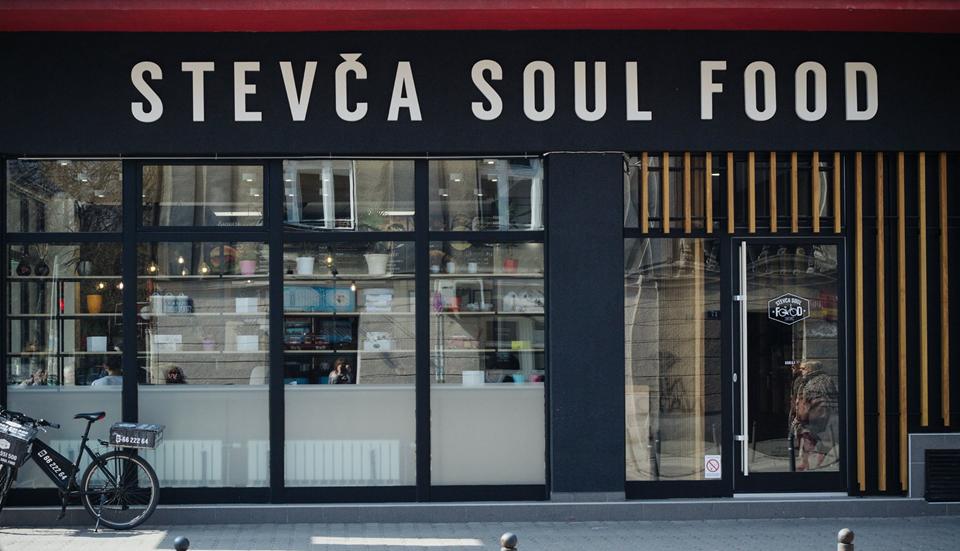 Sound System For The Restaurant Stevča Soul Food In Novi Sad