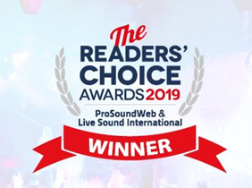 Readers Choice Awards 2019
