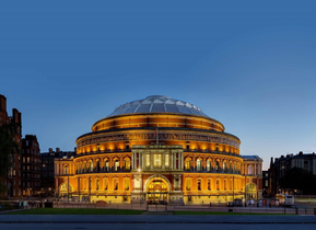 db audiotechnik ozvučenje u Royal Albert Hall