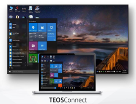 SONY Teos Connect
